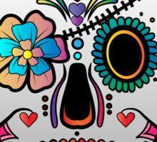 Sugar Skull 3 Sticker