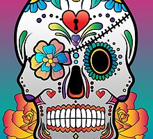 Sugar Skull 3 by kennasato