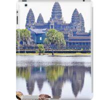 Angkor Wat Temple in Cambodia iPad Case/Skin