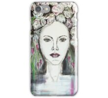 There`s a Girl Out There iPhone Case/Skin