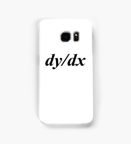 dy/dx Samsung Galaxy Case/Skin