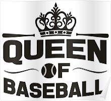 Queen of baseball Poster