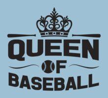 Queen of baseball One Piece - Short Sleeve