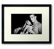 Emotional Attachment Framed Print