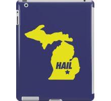 HAIL Michigan iPad Case/Skin