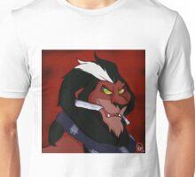 Scar the Demon Barber of Fleet Street Unisex T-Shirt