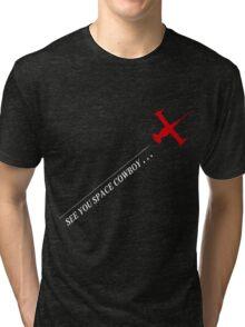 Cowboy Bebop Tri-blend T-Shirt