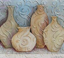 assorted vases by greg ottlinger