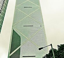 Bank of China  by Ethna Gillespie