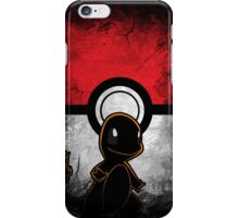 Poster of orange iPhone Case/Skin