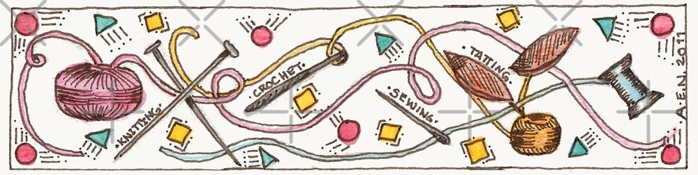 Threads by Amy-Elyse Neer