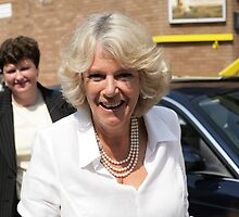 Camilla Rosemary, Duchess of Cornwall by caesars