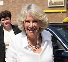 Camilla Rosemary, Duchess of Cornwall by caesars