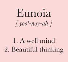 Eunoia Definition Kids Clothes