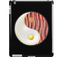 Breakfast Balance iPad Case/Skin