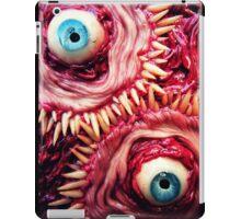 tooth beast iPad Case/Skin