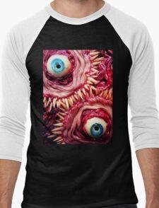 tooth beast Men's Baseball ¾ T-Shirt