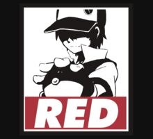 Red Obey by Dandyguy