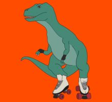 Tyrollersaurus Rex Kids Clothes