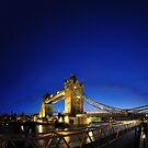 London Tower Bridge No. 1.000.001 by Dominic Kamp