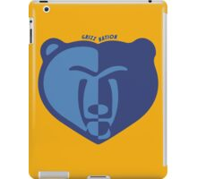 Grizz Nation iPad Case/Skin