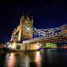 London Tower Bridge No. 1.000.002 by Dominic Kamp