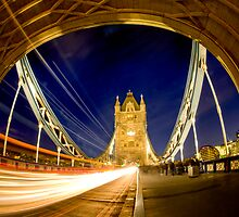 London's Gate to the old World by Dominic Kamp