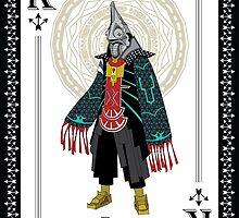 Zant - Hylian Court Legend of Zelda by sorenkalla