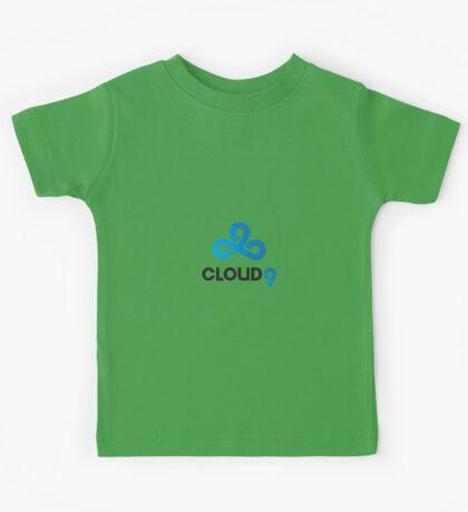 Cloud 9 LOL Logo Kids Tee