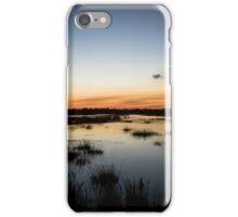 Estuary Sunset iPhone Case/Skin