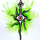 Dragon Age Inquisition - Inquisitor Symbol by quigalchemist