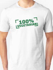 100% Vegetarian T-Shirt
