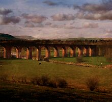 whalley arches Lancashire by kiran mulholland
