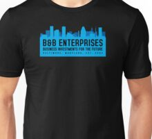 The Wire - B&B Enterprises - Blue Unisex T-Shirt