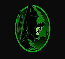 Arrow Marvel by James Quinn