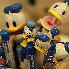 Donald Duck maniac by malina