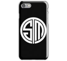 Team Solomid LOL Logo White iPhone Case/Skin