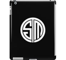 Team Solomid LOL Logo White iPad Case/Skin