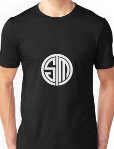 Team Solomid LOL Logo White Unisex T-Shirt