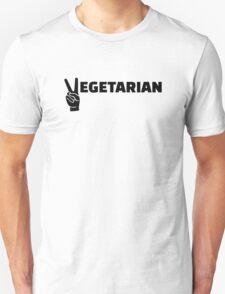 Vegetarian peace T-Shirt