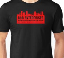 The Wire - B&B Enterprises - Red Unisex T-Shirt