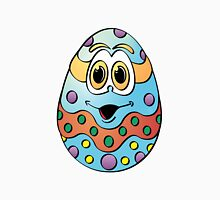 Blue Easter Egg C Cartoon Unisex T-Shirt