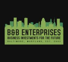 The Wire - B&B Enterprises - Green by garudoh