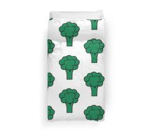Broccoli Duvet Cover