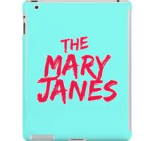 The Mary Janes iPad Case/Skin