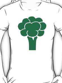 Green broccoli T-Shirt