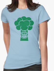 Funny broccoli face T-Shirt