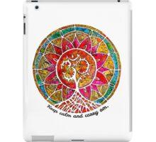 Carry Om Tree Of Life Mandala  iPad Case/Skin
