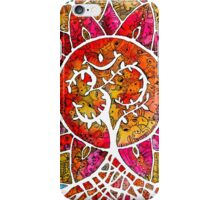 Carry Om Tree Of Life Mandala  iPhone Case/Skin