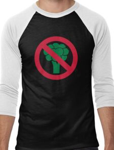 No broccoli Men's Baseball ¾ T-Shirt